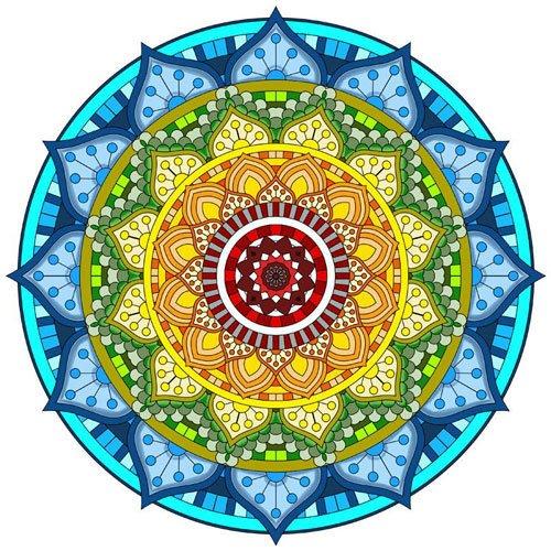 Mandala Nedir Gorulesi