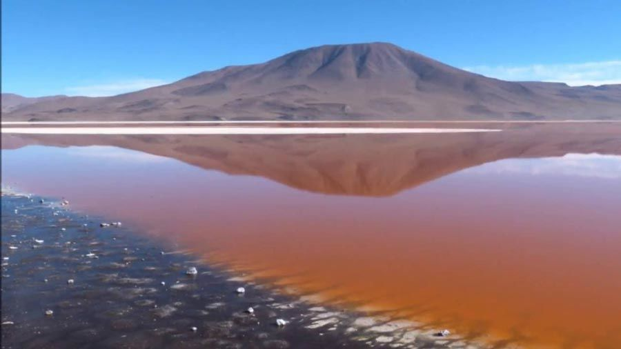 LagunaColorada-Golu-Bolivya